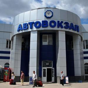 Автовокзалы Репьевки