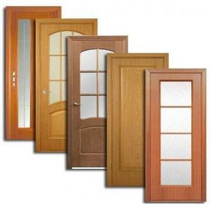 Двери, дверные блоки Репьевки