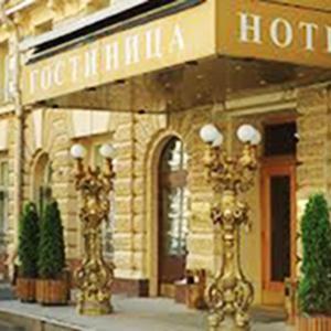 Гостиницы Репьевки
