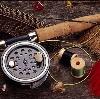 Охотничьи и рыболовные магазины в Репьевке