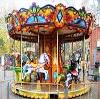 Парки культуры и отдыха в Репьевке
