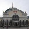 Железнодорожные вокзалы в Репьевке