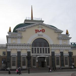 Железнодорожные вокзалы Репьевки
